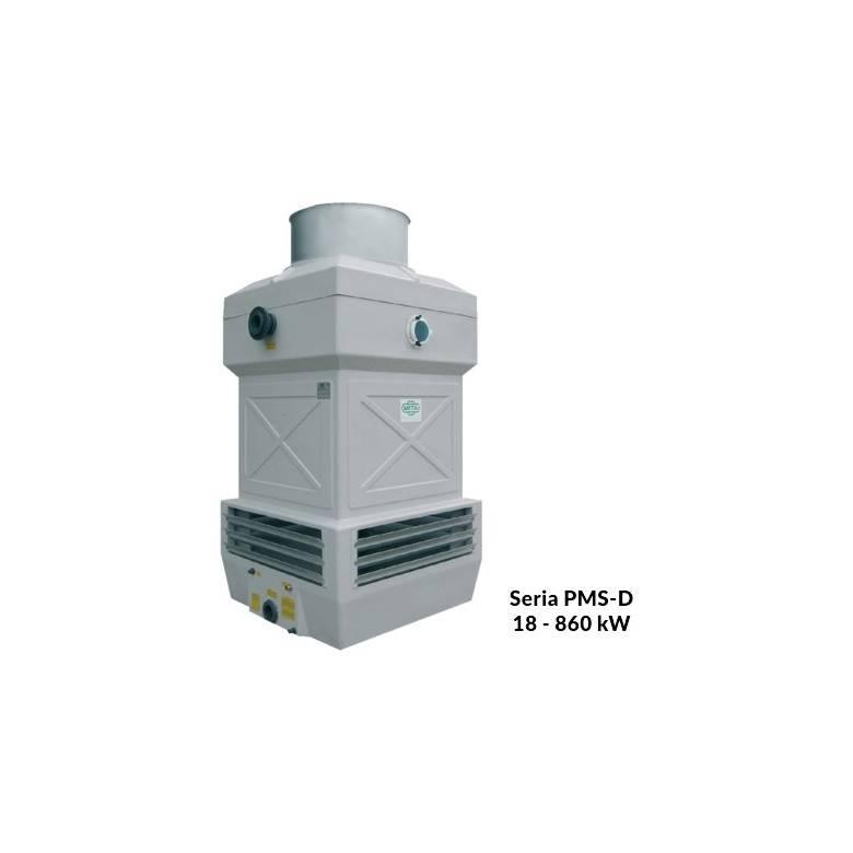 Nyitott rendszerű hűtőtorony