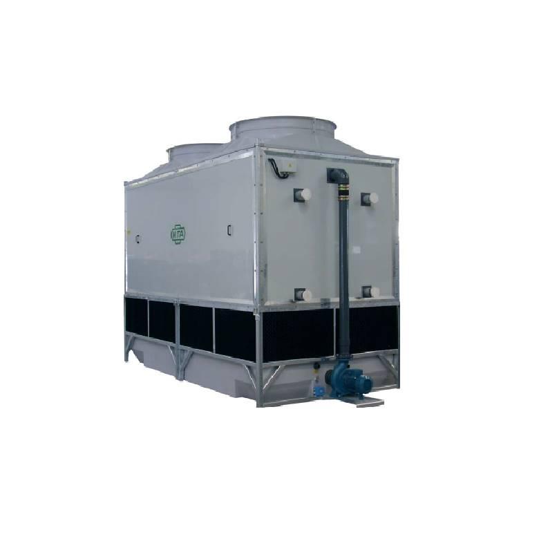 Zárt rendszerű hűtőtorony